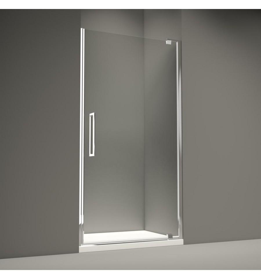 Merlyn 6 series hinge pivot door 950mm 1000mm for 1000mm pivot shower door