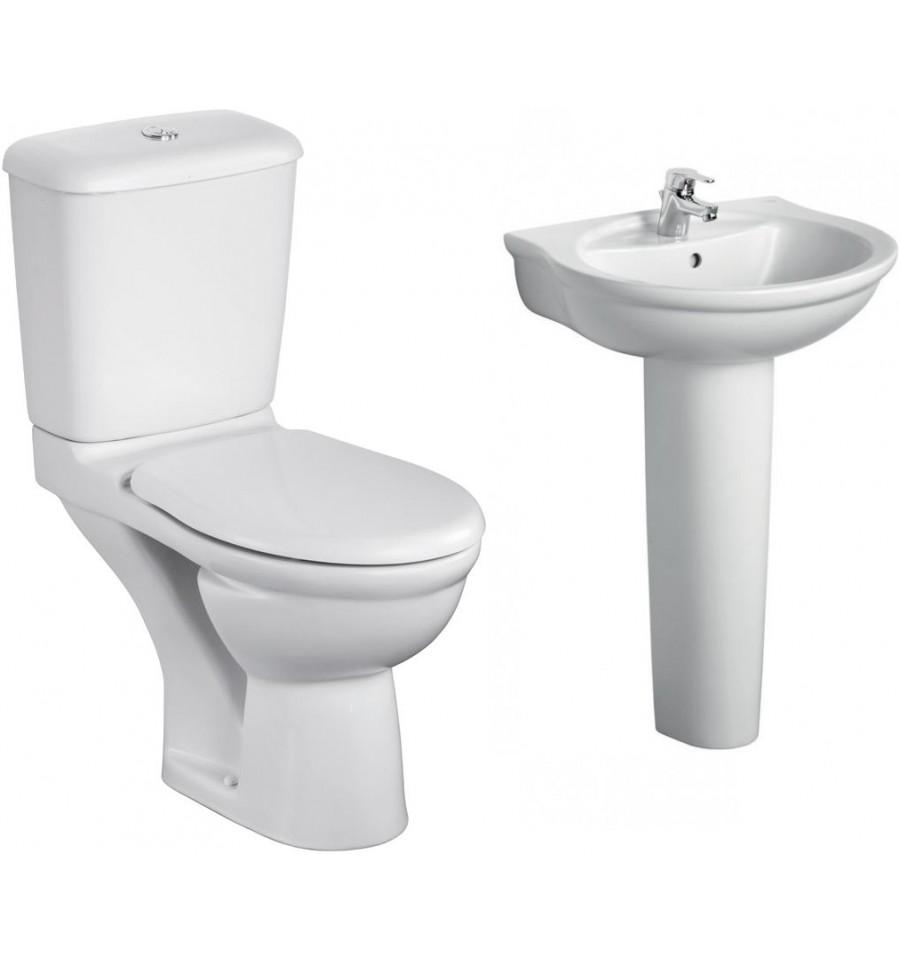Ideal Standard Alto 4 Piece Bathroom Suite Kit
