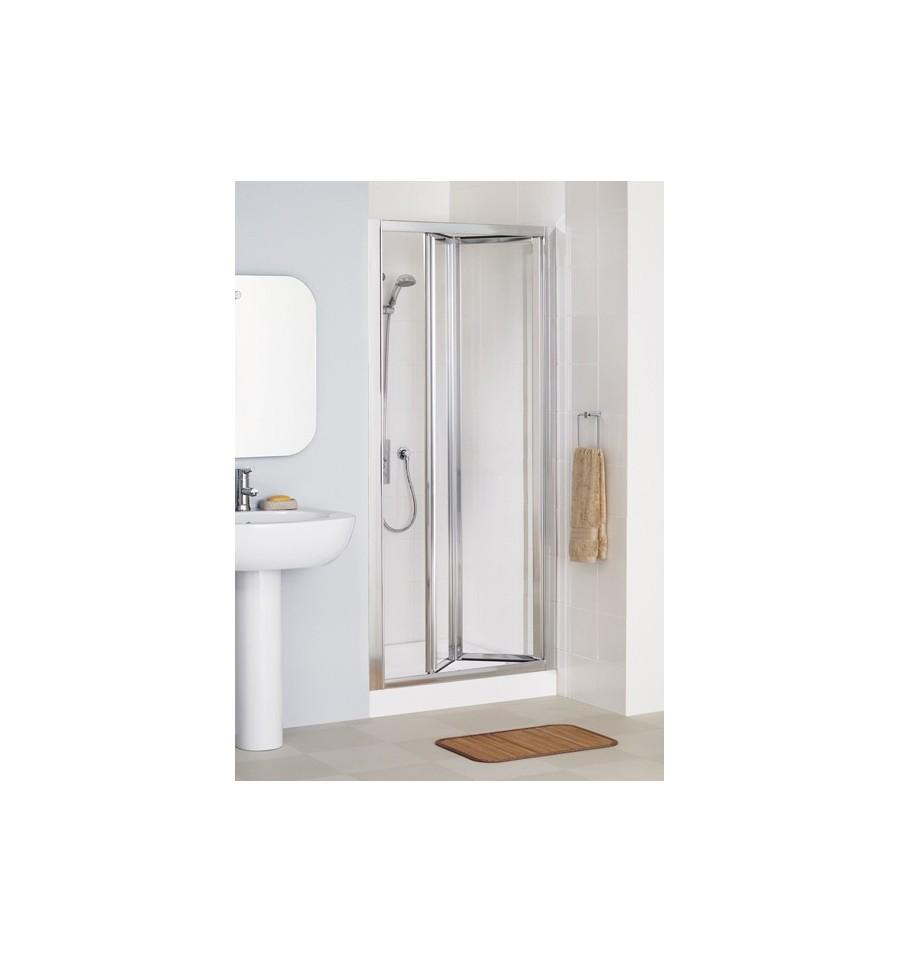 Lakes classic bi fold door 940 1000mm for 1000 bi fold shower door