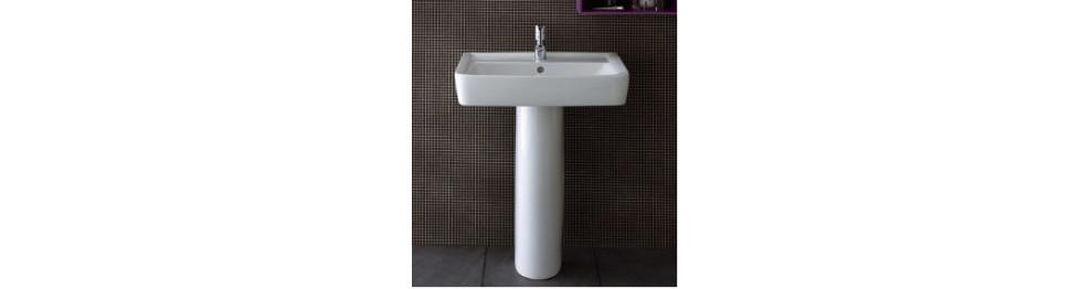 Bathroom Sinks Ireland basin & pedestal units ireland - bathrooms centre