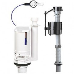 Fluidmaster Lever & Fill Valve Cistern Pack