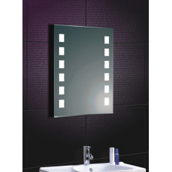 Elite Backlit Mirror 700mm X 500mm