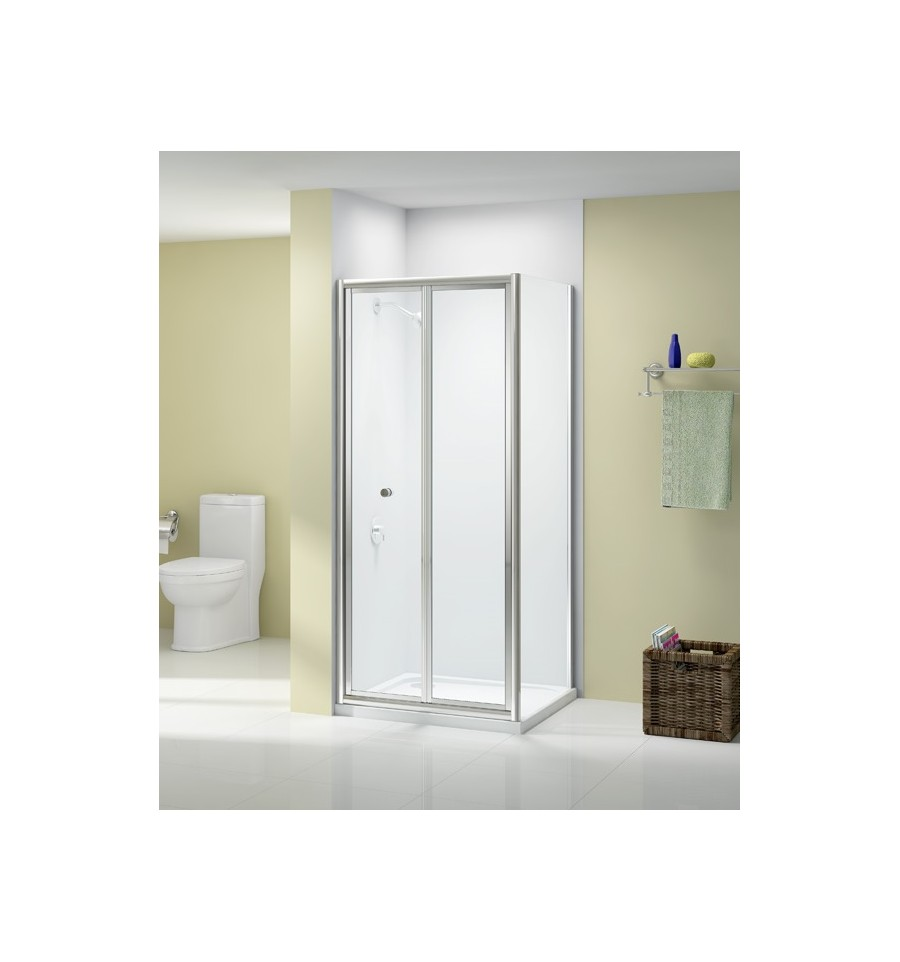 Merlyn Source Bi Fold Shower Door 850mm 890mm