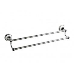 Adare Double Towel Rail