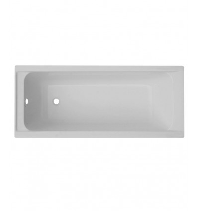 Milan Square Single-Ended Bath 1800mm