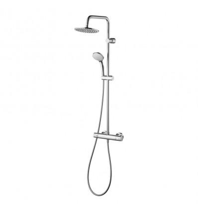 Trevi Ceratherm 100 Dual Exposed Shower Mixer