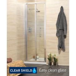 SONAS Revive 1000 Bifold Shower Door - Adjustment 940-1000mm Code E19BF100