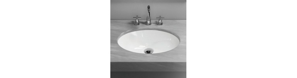 Undermounted Basins