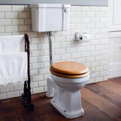 Low Level Toilets