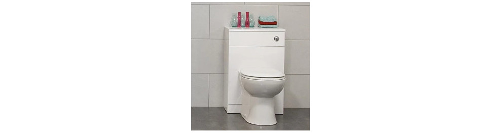 Back To Wall Concealed Cistern Units