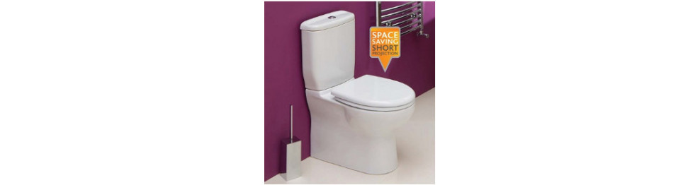 Space Saver Toilets